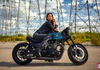 Street Caferacer BratBobber Triumph кастомбайк VC TUNING