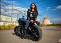 Caferacer Triumph кастом байк VC-TUNING