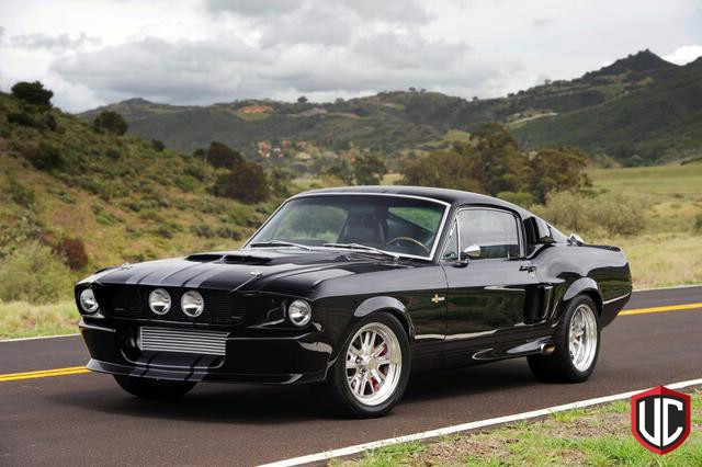 1967 Ford Mustang Shelby  Тюнинг ателье VC-Tuning