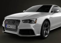 Обвес на Audi RS5 coupe 2012