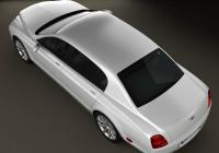 Обвес на Bentley Continental Flying Spur 2012