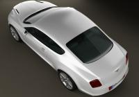 Обвес на Bentley Continental Supersport coupe