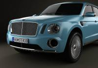 Обвес на Bentley EXP 9 F 2012