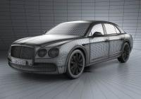 Обвес на Bentley Flying Spur 2014
