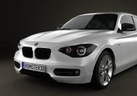 Обвес на BMW 1 Series (F21) 3-door 2012