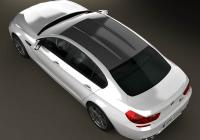 Обвес на BMW M6 Gran Coupe (F06) 2013