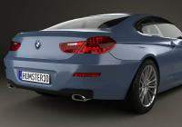 Обвес на BMW 6 Series (F13) Coupe 2012