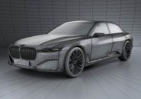 Обвес на BMW Vision Future Luxury 2014
