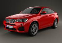 BMW X4 M Sport Package (F26) 2014