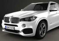 Обвес на BMW X5 M Sport Package (F15) 2014