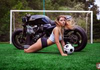 VC-TUNING Cafe Racer Honda CB1300SF FIFA18 Photo