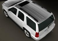 Обвес на Chevrolet Tahoe (GMT900) 2010