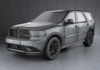 Обвес на Dodge Durango RT 2014