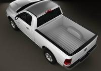 Обвес на Dodge Ram 1500 Regular Cab 2012