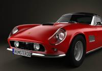 Ferrari 250 GT California Spider 1958