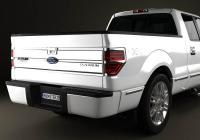 Обвес на Ford F-150 Platinum Super Crew Cab 2012
