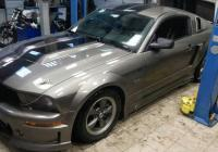 Ford Mustang GT 2005 VC TUNING