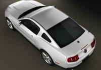 Обвес на Ford Mustang GT 2012