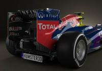 Infiniti RB9 Red Bull Racing F1 2013