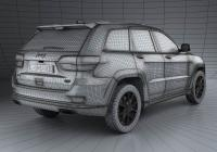 Обвес на Jeep Grand Cherokee Summit 2014
