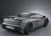 Обвес на Lamborghini Gallardo LP570-4 Superleggera