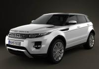 Обвес на Range Rover Evoque 2012 5-door