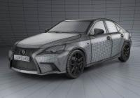 Обвес на Lexus IS (XE30) 2013