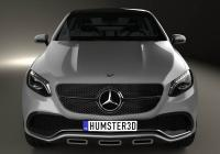Обвес на Mercedes-Benz Coupe SUV 2014