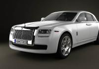 Обвес на Rolls-Royce Ghost 2011