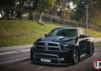 VC-TUNING DODGE RAM widebody custom
