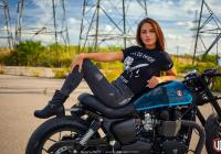 VC-TUNING Street Caferacer Triumph