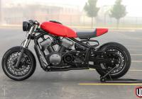 VC-TUNING Yamaha Stryker Street CafeRacer design